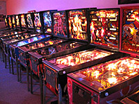 The Chicago Street Pinball Arcade