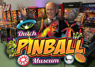 The Dutch Pinball Museum is officially opened