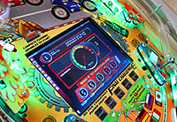 Heighway Pinball's Full Throttle