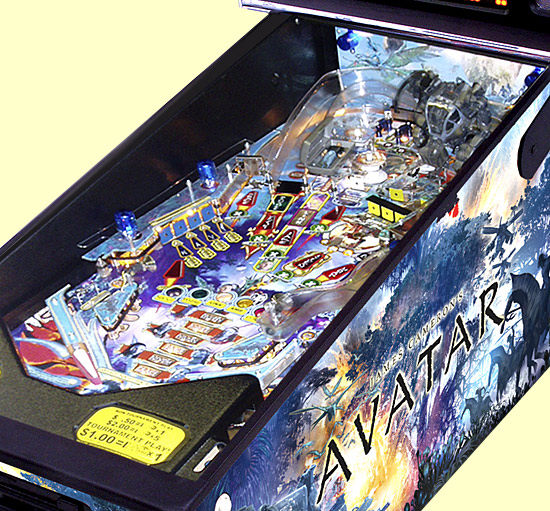 Avatar Pinball Coming To A Location Near You