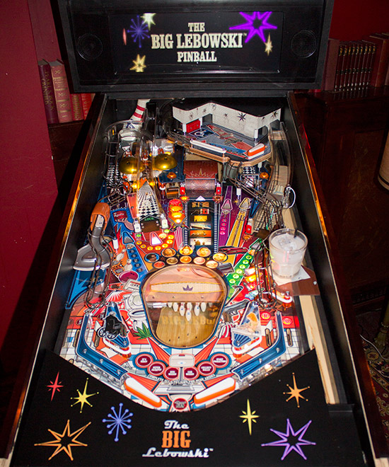 Dutch Pinball's The Big Lebowski