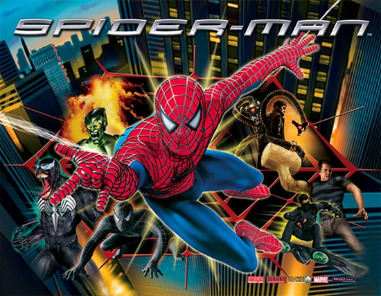 Spider-man Game