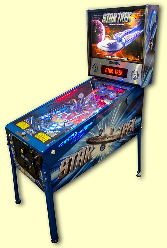 Pinball News - First and Free