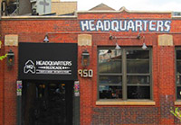 The Headquarters barcade in Chicago