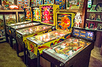 The Lone Star Pinball Museum