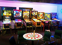 The Pinball Lounge in Orlando, Florida