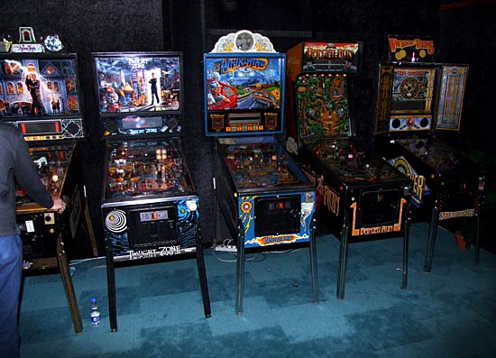 Pinball News First And Free