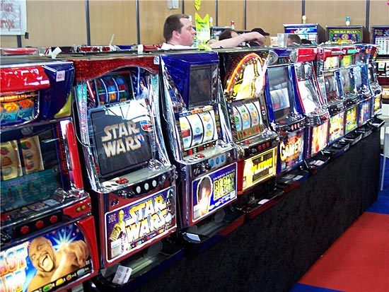 real coin slot machines for sale