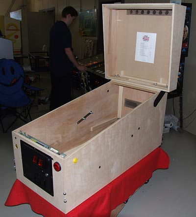 Arcade Machine Wood Plans Build By Own