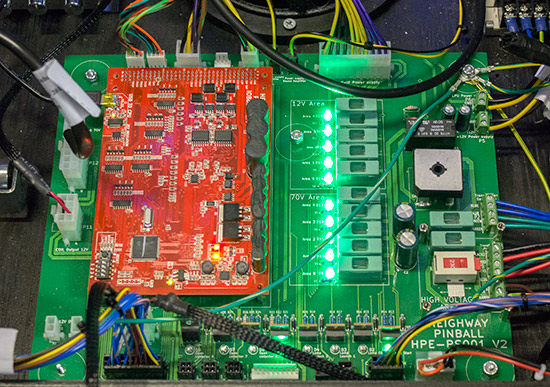 The power board