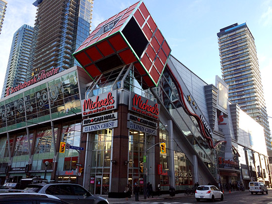 The ScotiaBank Theatre
