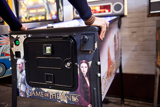 Stern's Game of Thrones was expected to be highly popular too