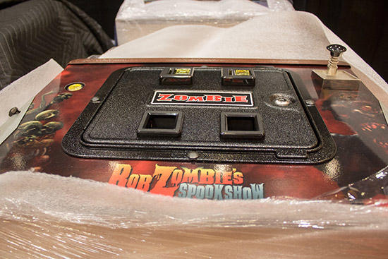 Spooky Pinball have their Rob Zombie game here