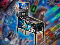 The new Star Wars pinball by Stern Pinball