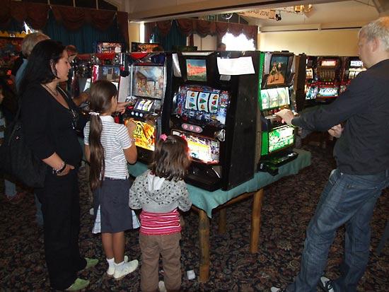 pachislo slot machine repair