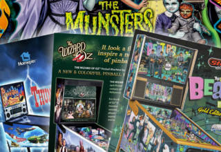 Recent titles used for modern pinball machines