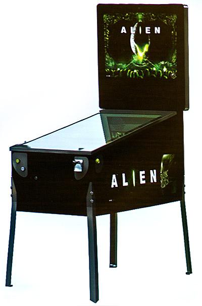 Alien Pinball