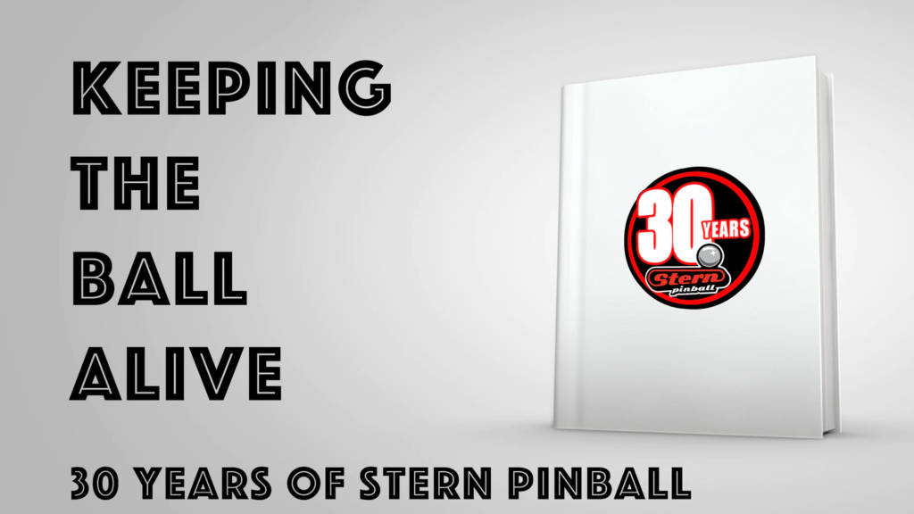 30 Years of Stern Pinball