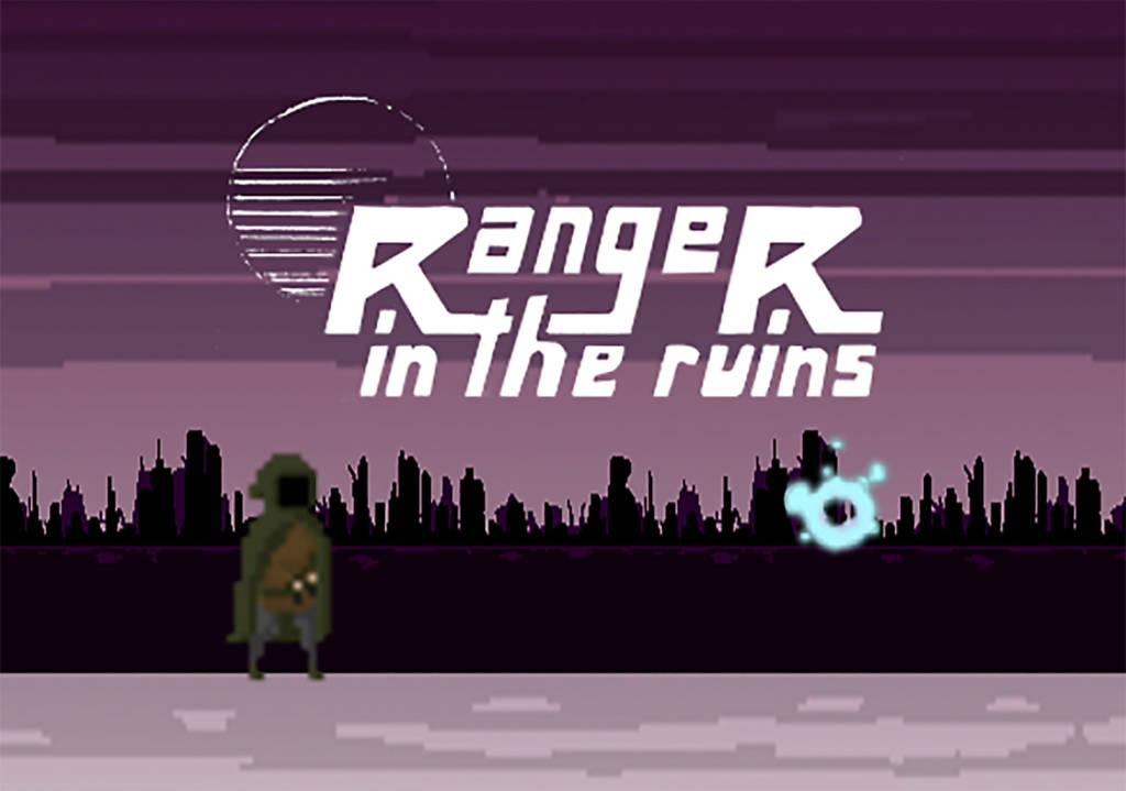 The new Ranger in the Ruins game for the P3