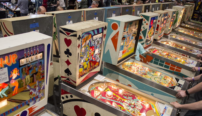 Pinball News Diary