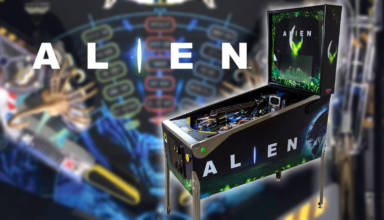 The Alien Remake from Pinball Brothers