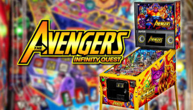 Stern Pinball's Avengers: Infinity Quest