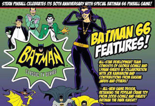 The Batman 66 flyer