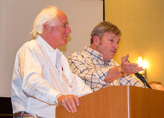 Gary Stern and Joe Kaminkow