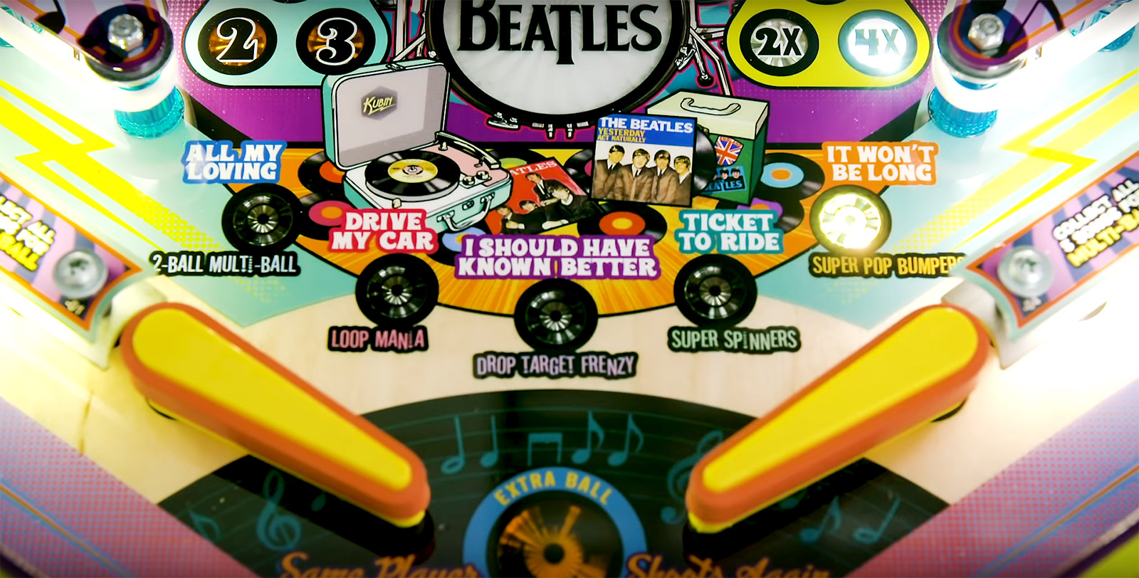 BEATLES PINBALL - Pinball Nirvana Forums