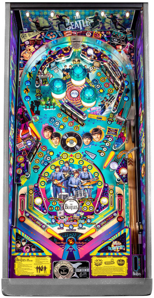 The Diamond Edition playfield