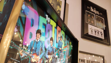 The four Beatles games are available to play until 12th December