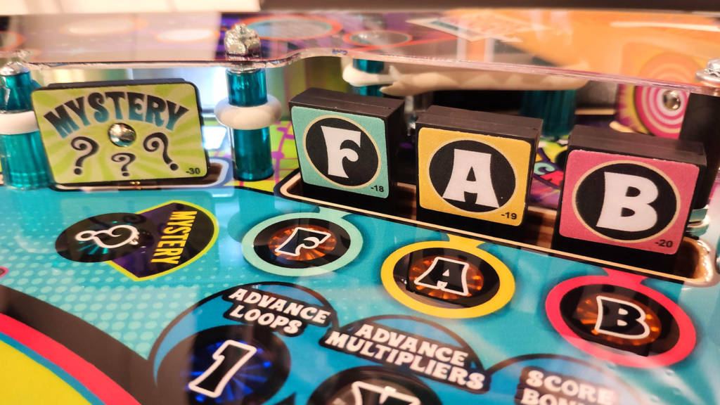 The F-A-B drop targets