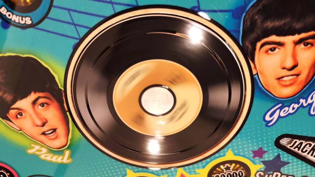 The spinning magnetic disc