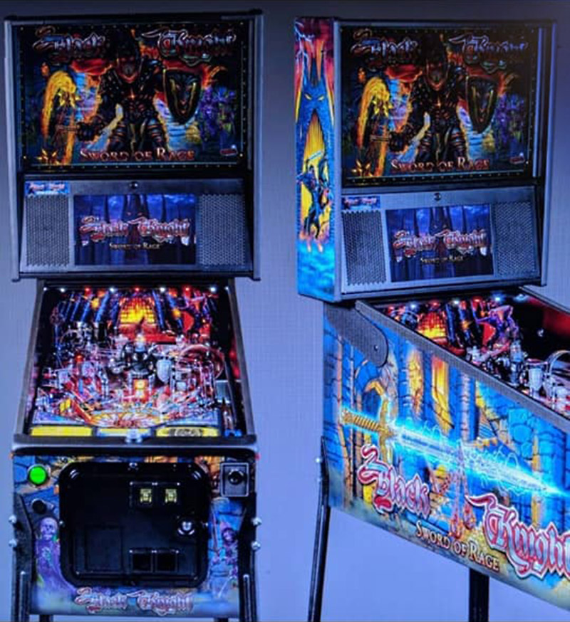 Is this Stern Pinball's new game?