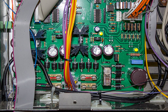 The power driver board