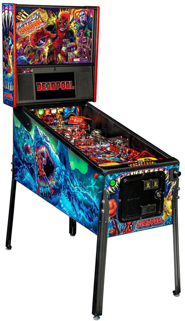 The left Premium Edition cabinet artwork