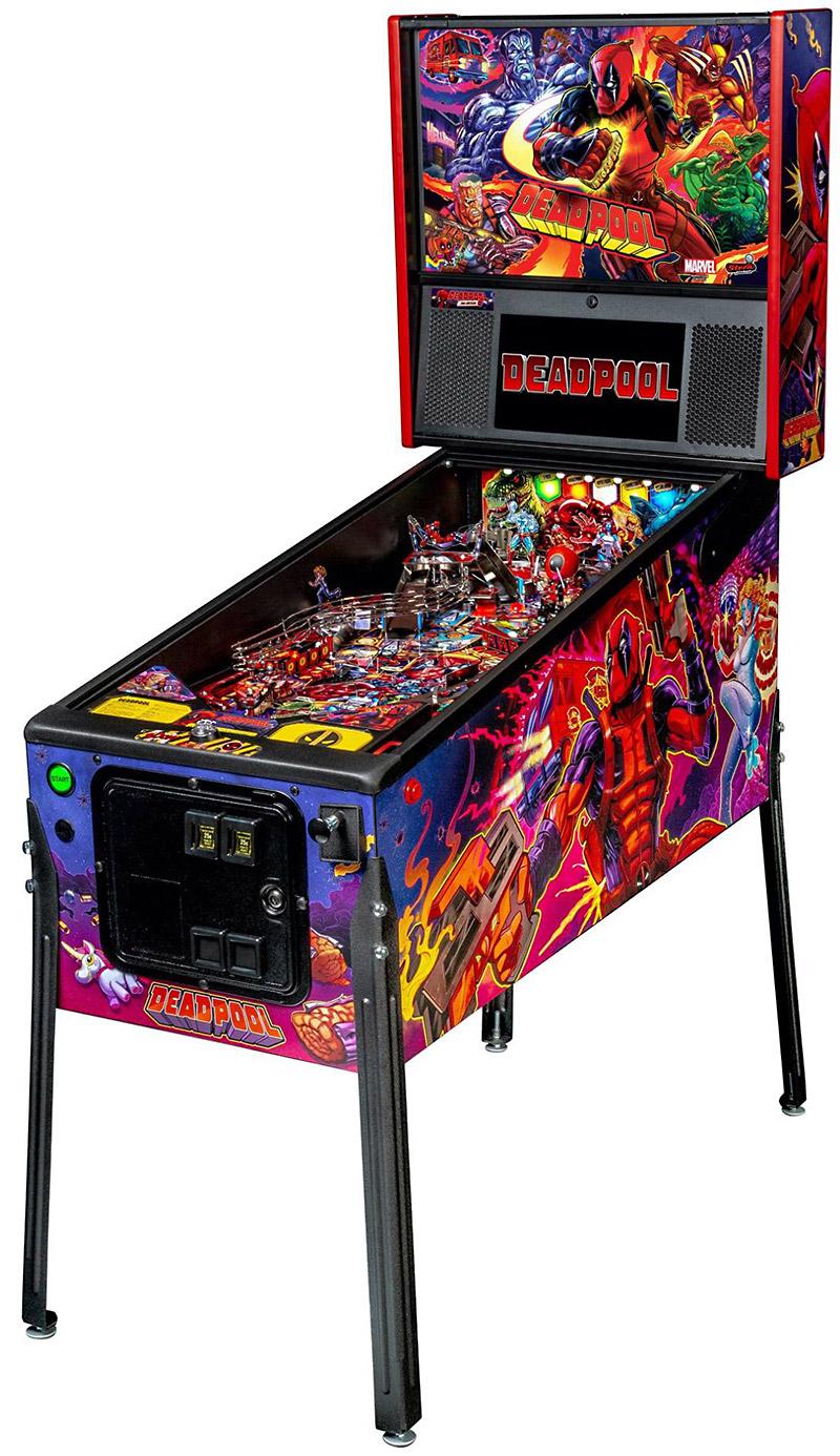 Stern Pinball's Deadpool
