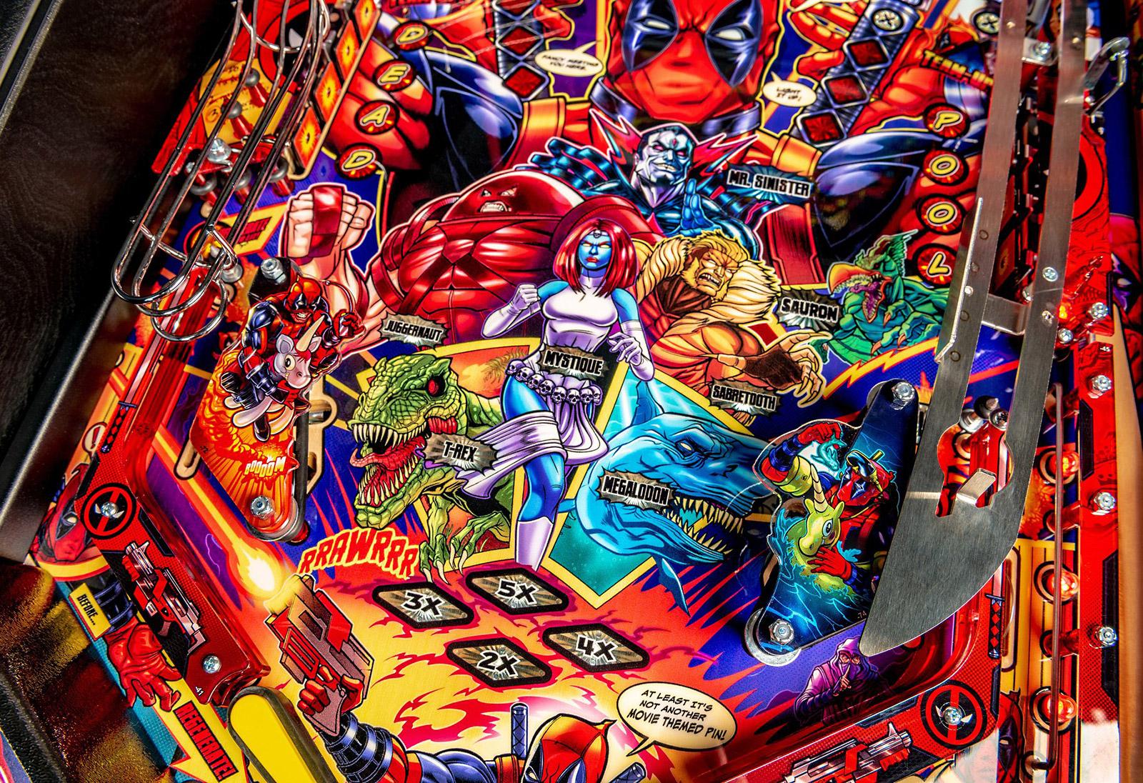 DEADPOOL REVEALED - Pinball Nirvana Forums