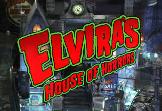 Stern Pinball's new Elvira's House of Horror