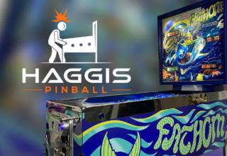 Haggis Pinball announce Fathom Revisited game
