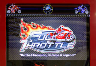 Full Throttle from Heighway Pinball