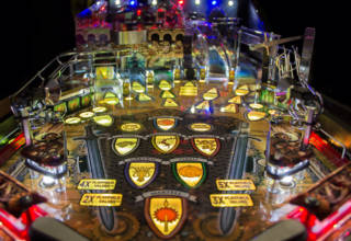 Game of Thrones by Stern Pinball