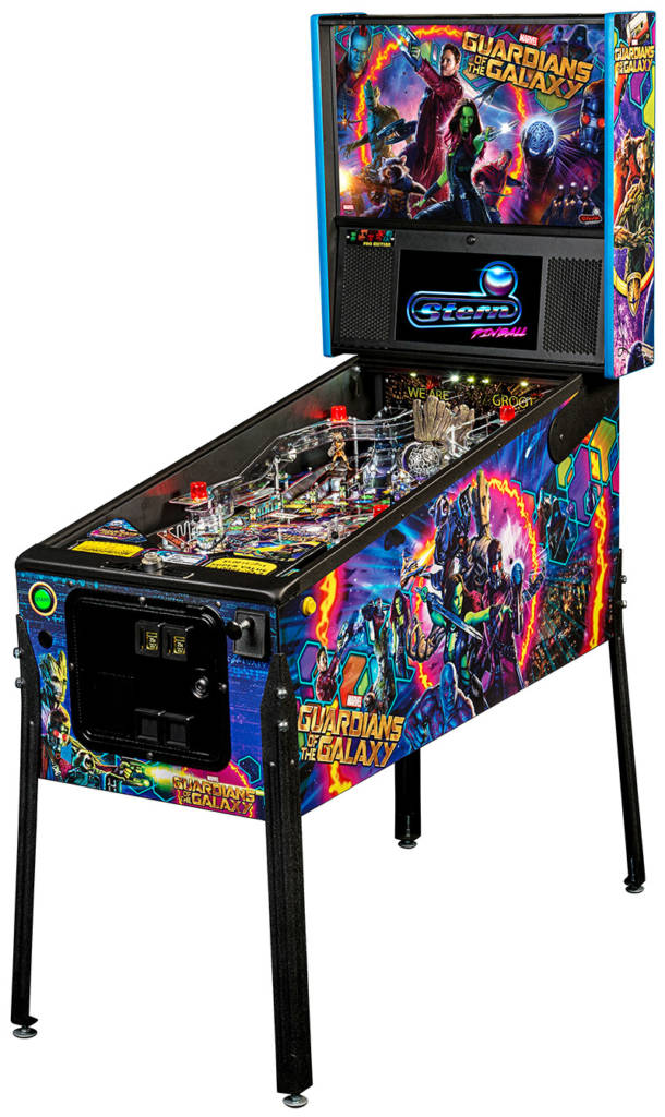 Guardians of the Galaxy Pro cabinet