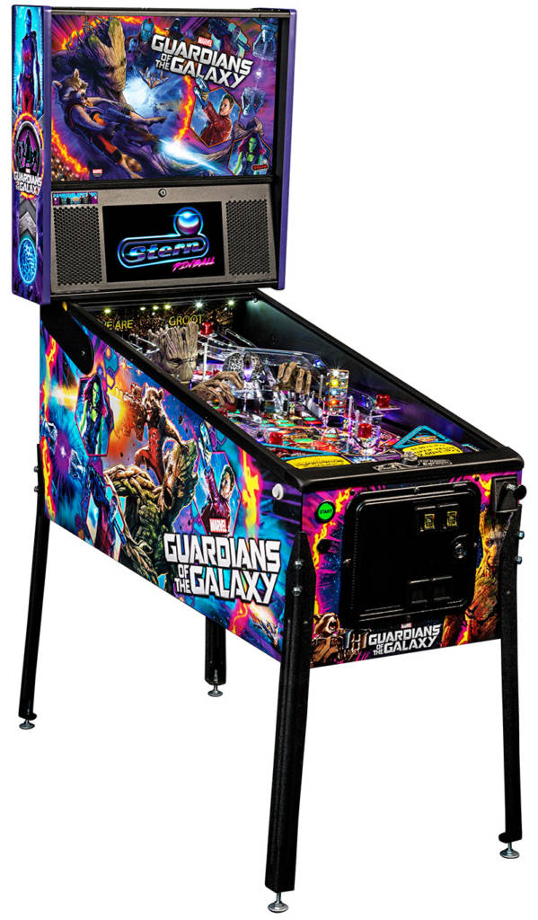 Guardians of the Galaxy Premium cabinet