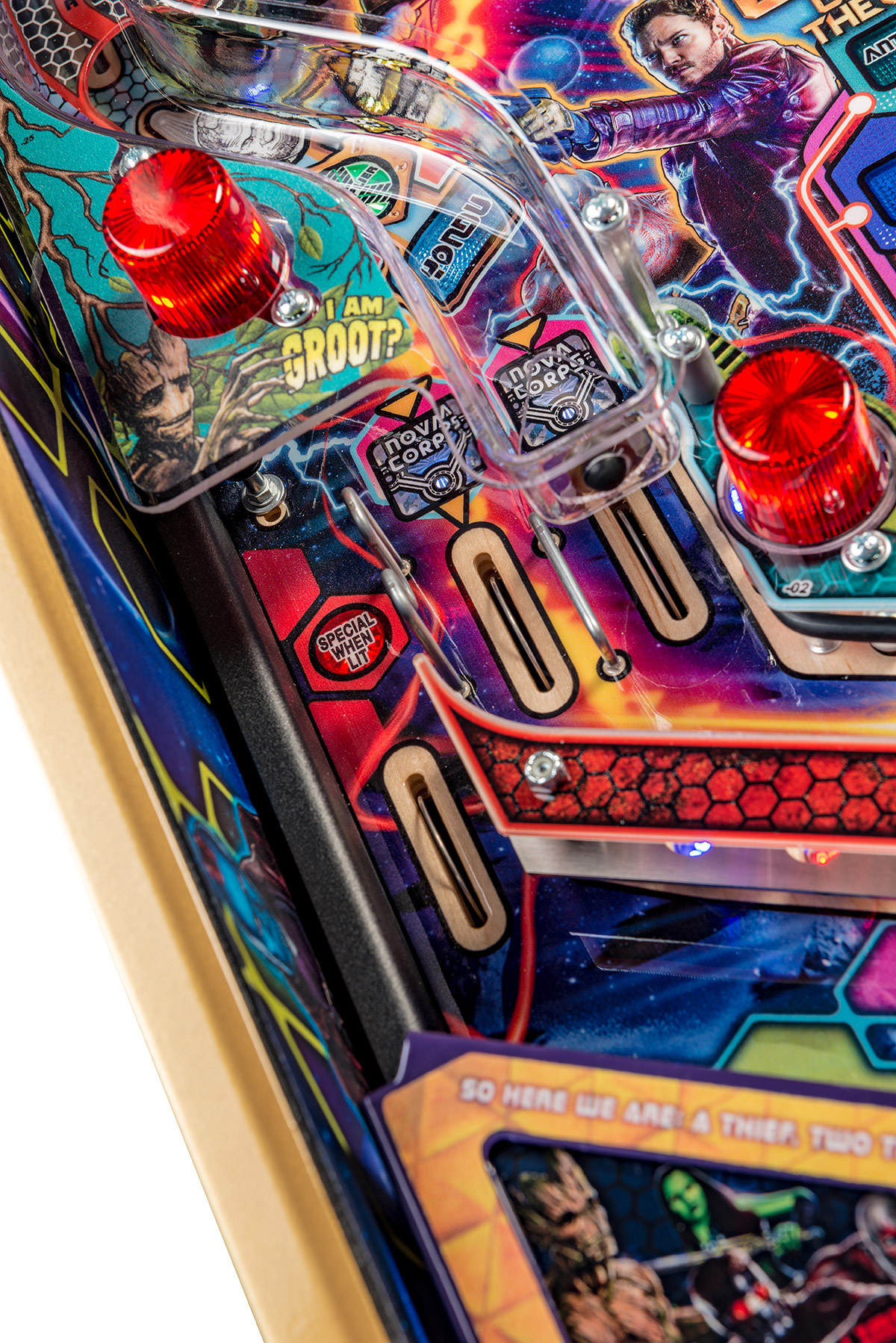 GUARDIANS OF THE GALAXY REVEALED – Welcome to Pinball News