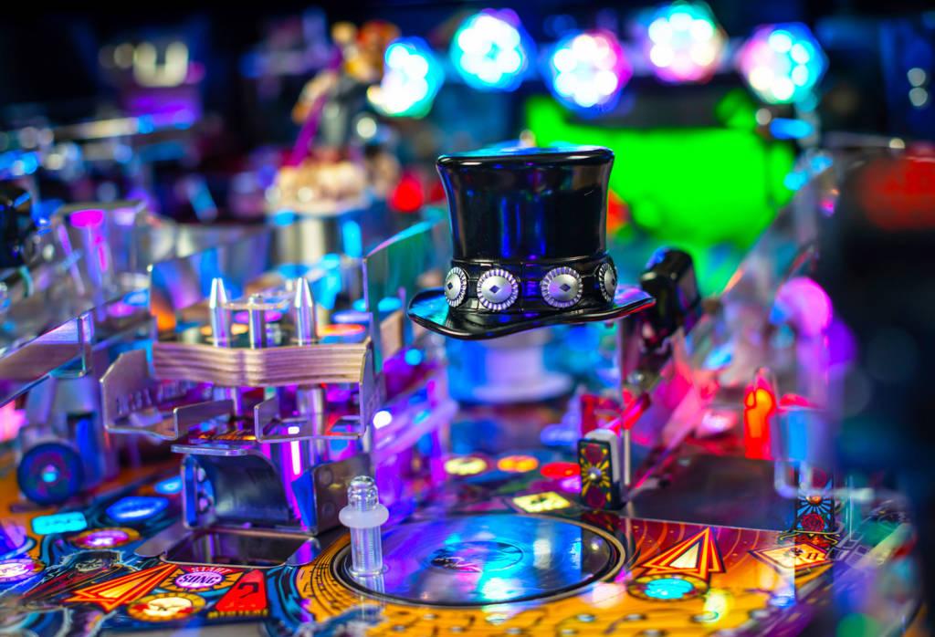 The Slash spinning disc