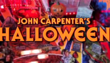 The new Halloween pinball from Spooky Pinball