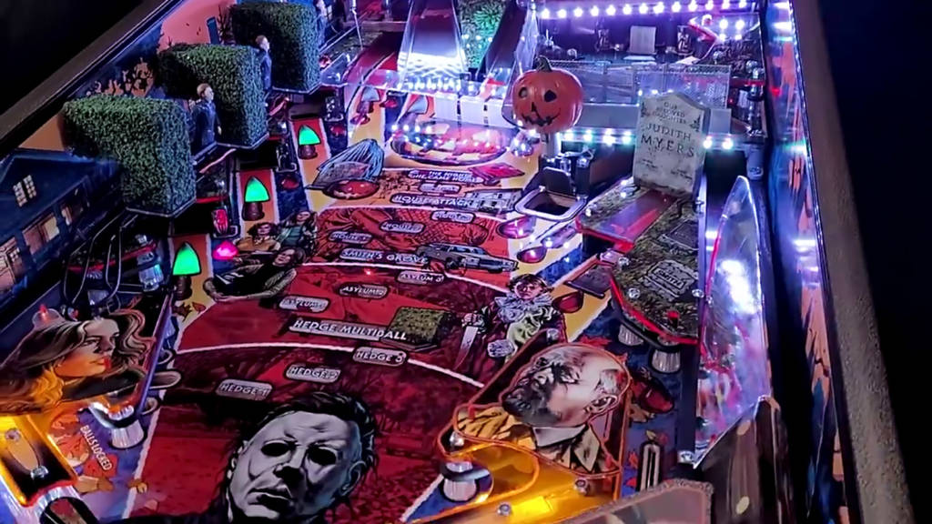 The mid-playfield area