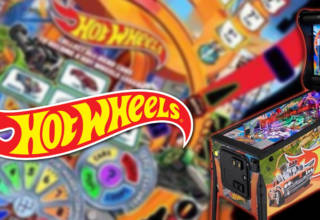 Hot Wheels from American Pinball