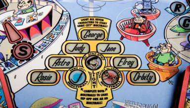 The Jetsons pinball